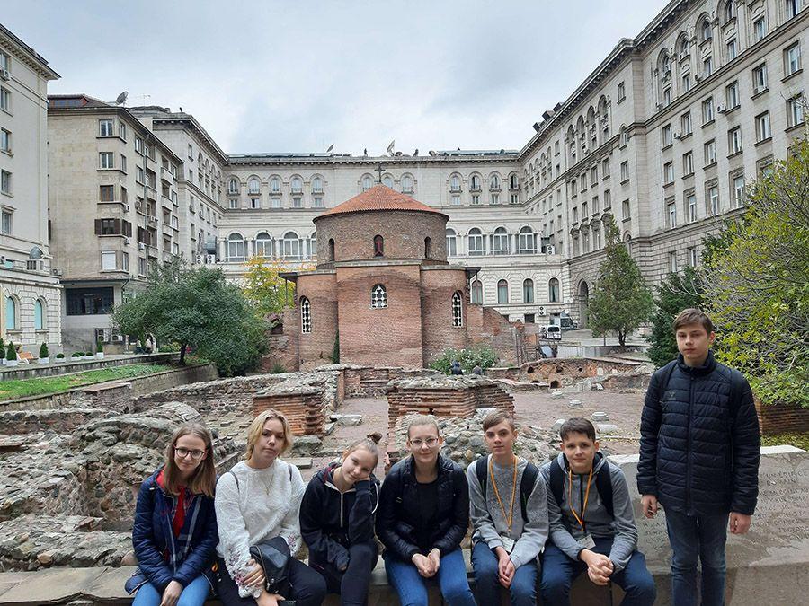 """Erasmus+ projekto """"Apie vandenį"""" partnerių susitikimas Bulgarijoje"""